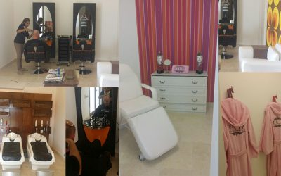Filip Hair & Beauty Salon Opens at Ancient Sands