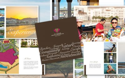 Kenetic Create Lifestyle Brochure for Al Fanar