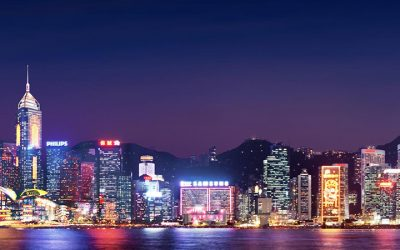 Prices Falling in Hong Kong according to Knight Frank