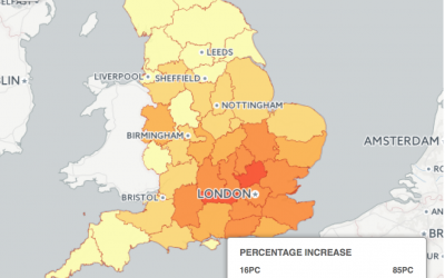 Average Price for UK First Time Buyers Now at £200,000