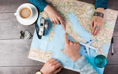 Global Tourist Arrivals Up for First Half Year of 2016