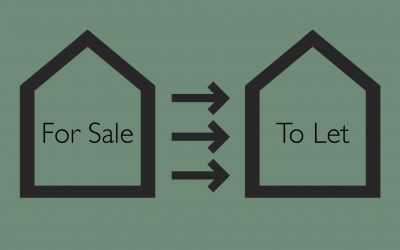 The Shift from Buying to Renting